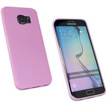 Fontastic Softcover Basic pink für Samsung Galaxy S6 Edge