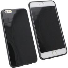 Fontastic Softcover Basic schwarz für Apple iPhone 6+/6s+
