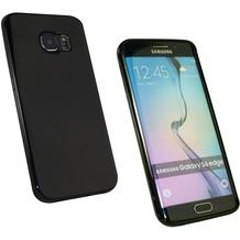 Fontastic Softcover Basic schwarz für Samsung Galaxy S6 Edge