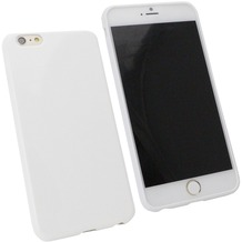 Fontastic Softcover Basic weiß für Apple iPhone 6+/6s+