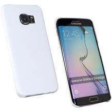 Fontastic Softcover Basic weiß für Samsung Galaxy S6 Edge