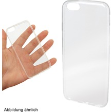 Fontastic Softcover Clear Ultrathin für Apple iPhone 6+/6s+