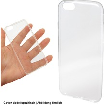 Fontastic Softcover Clear Ultrathin komp. mit Nokia 6
