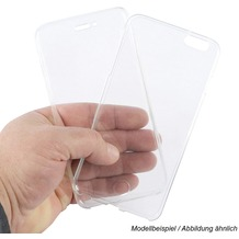 Fontastic Softcover Clear Ultrathin komp. mit Nokia 8