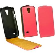 Fontastic Tasche Flip pink für Samsung Galaxy S4 Mini