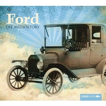 Ford-Die Audiostory, CD Hörbuch