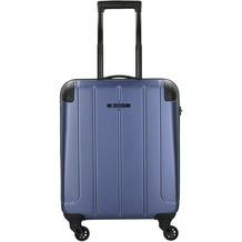 Franky Munich 4-Rollen Trolley 55 cm dark blue2