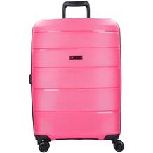 Franky PP8 4-Rollen Trolley 75 cm pink