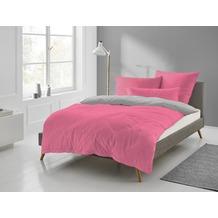 freundin RENFORCE BETTWÄSCHE SERANO 8945  pink 135 x 200 cm