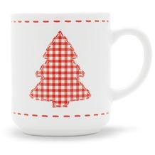 Friesland 4er Set Becher, Tannenbaum, Happymix, Friesland, 0,25l Weihnachten Weiß