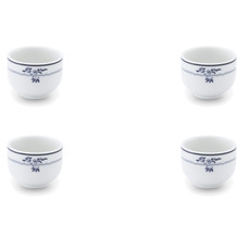 Friesland 4er Set Eierbecher, Atlantis, Friesland Friesisch Blau