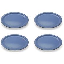 Friesland 4er Set Speiseteller, Ammerland, Friesland, 27 cm, 4 tlg., 4 Personen Blue