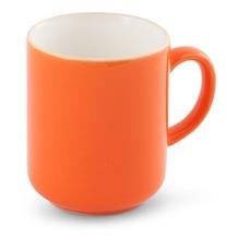 Friesland Becher innen Weiß, Happymix, Friesland, 0,25l Orange