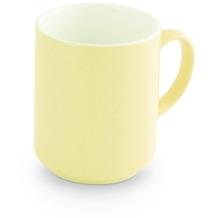 Friesland Becher, Trendmix, 0,25l Pastellgelb