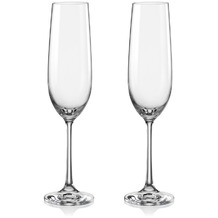 Friesland Champagnergläser 19cl 2er Set Royal Boch