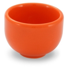 Friesland Eierbecher, Happymix, Friesland, H 4 cm Orange