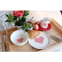 Friesland Weihnachten Frühstück-Set für 1 Person 3-teilig weiß