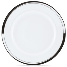 Friesland Frühstücksteller, La Belle, Friesland, 22 cm Black & White