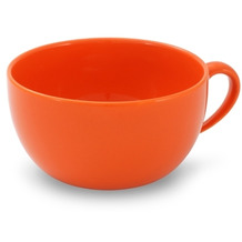 Friesland Jumbo- Obertasse, Happymix, Friesland, 0,56l Orange