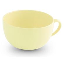 Friesland Jumbo-Obertasse, Trendmix, 0,56 Pastellgelb