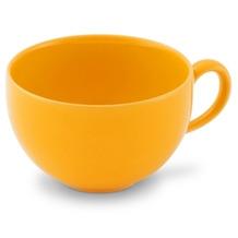 Friesland Kaffee- Obertasse, Happymix, Friesland, 0,24l Safrangelb