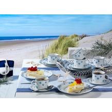 Friesland Kaffee-Set 18tlg. Jeverland Strand-Blüten