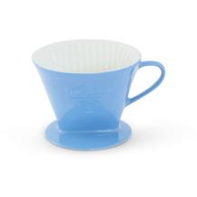 Friesland Kaffeefilter Gr. 2 Azurblau Porzellan