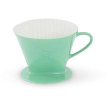 Friesland Kaffeefilter 102 Jade-Grün Porzellan