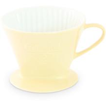 Friesland Kaffeefilter Gr. 2 Pastellgelb Porzellan