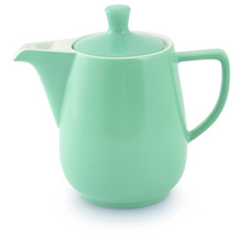 Friesland Kaffeekanne 0,6l Jadegrün Porzellan