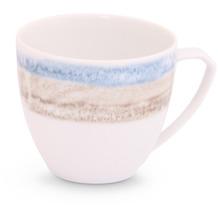 Friesland Kaffeetasse 0,16l Ecco Sylt von Porzellan