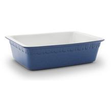 Friesland Lasagne Form, Ammerland, Friesland, 30x21 cm Blue