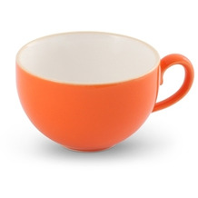 Friesland Obertasse innen Weiß, Happymix, Friesland, 0,24l Orange