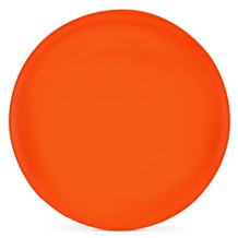 Friesland Speiseteller Orange, Happymix, Friesland, 25 cm Orange