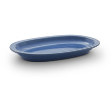 Friesland Tablett 25,5x16cm oval Ammerland Blue