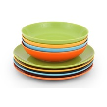 Friesland Tafel-Set 8tlg. Happymix Bunt