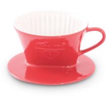 Friesland Tassenfilter, Kannen & Kaffeefilter, Friesland, 100 Rot