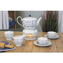 Friesland Tee-Service 8-teilig Atlantis Teetied