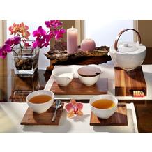 Friesland Chai Tee-Service für 2 Personen  9-teilig weiß