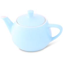 Friesland Teekanne 0,35l Pastellblau Utah Teapot Porzellan