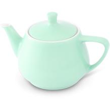 Friesland Teekanne 0,85l Pastellgrün Utah Teapot Porzellan