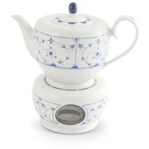 Friesland Teekanne/ Stövchen Set, Atlantis, 2 tlg. Teetied