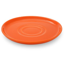 Friesland Untertasse, Happymix, Friesland, 15 cm Orange