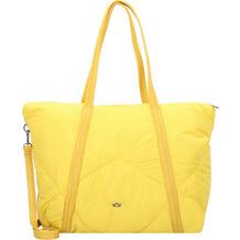Fritzi aus Preußen Dawn Shopping Tasche 40 cm lemon
