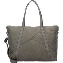 Fritzi aus Preußen Dawn Shopping Tasche 40 cm olive