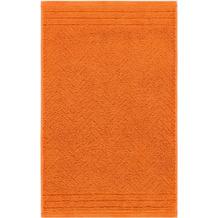 frottana Gästetuch Elegance red clay 30 x 50 cm