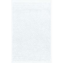 frottana Gästetuch Elegance weiß 30 x 50 cm