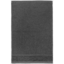 frottana Gästetuch Pearl graphite 30 x 50 cm