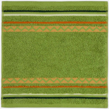 frottana Seiftuch Country peridot 30 x 30 cm