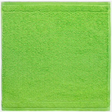 frottana Seiftuch Pearl limette 30 x 30 cm